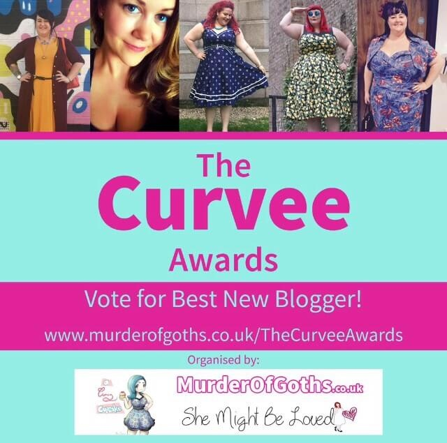 A small favour… The Curvee Awards