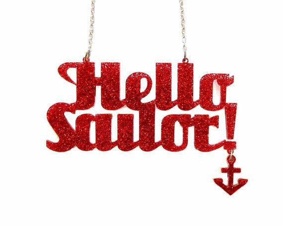 Glitter Punk, jewellery, london, budapest, road trip, nautical, hello sailor, festival
