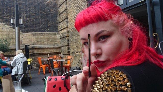 ruby thunder, london edge
