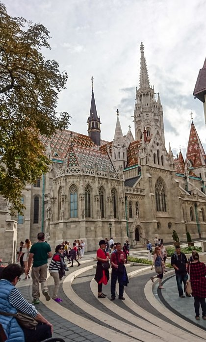 budapest, buda-castle, matthias-church, plus-size-negativity, buda, pest, hungary, capital-city