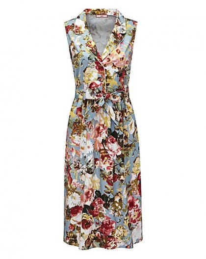 floral-dress, simply-be, joe-browns, budapest,
