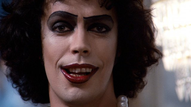 rocky-horror-picture-show, lets-do-the-timewarp-again, laverne-cox, tim-curry, frank-n-furter, RHPS, magenta, columbia, riffraff, eddie, drscott,