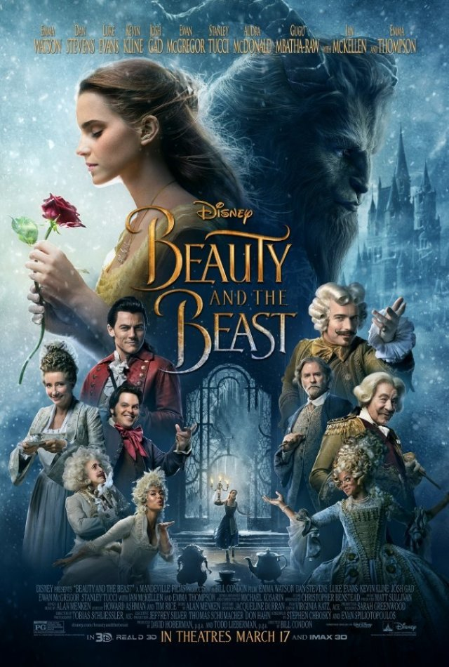 beauty-and-the-beast, belle, beast, lumiere, tockings, cogsworth, mrs-bric, mrs-potts, spolverina, fifi, the-rose, loreal, loreal-make-up, amazon-italy, disney, disney-beauty-and-the-beast, nail-varnish, lipstick, special-edition, box-set