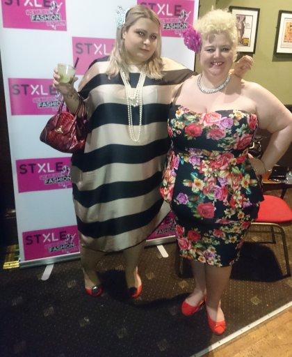 boohoo-plus, boohoo-peplum-dress, plus-size-fashion, plus-size-blogger, plus-size-dress, birmingham, bloc-hotel, stylexl, stylexl-awards-2017, plus-size-awards, stylexl-nominee, most-inspiring-blogger, best-newcomer