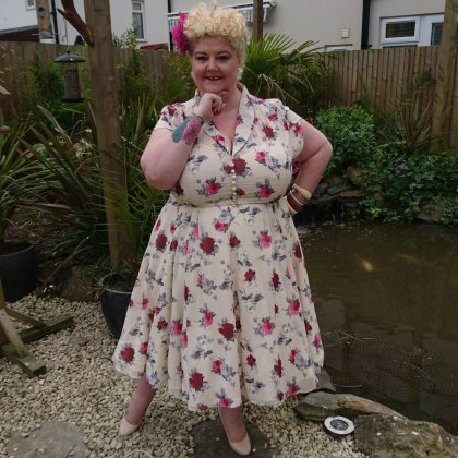 snakes, spiders, heights, phobias, hell-bunny, yours-clothing, 50-before-50, tea-dress, vintage-style, vintage-blogger, vintage-girl, plus-size-blogger, plus-size-fashion, fatshionista, plus-size-fatshion, award-winning-blogger