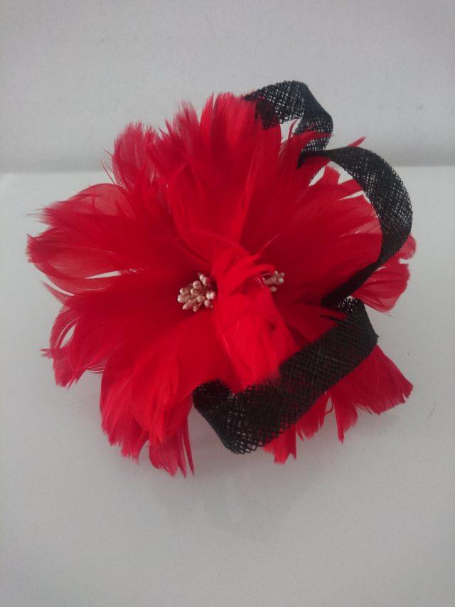 tegen, brooch, fascinator, hair accessories, tegen accessories, flower hairclips, capette, crown brooch,
