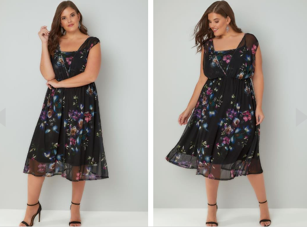 yours clothing, plus size clothing, plus size fashion, vintage girl, vintage styling, evening wear, plus size dresses, plus size style, plus size blogger