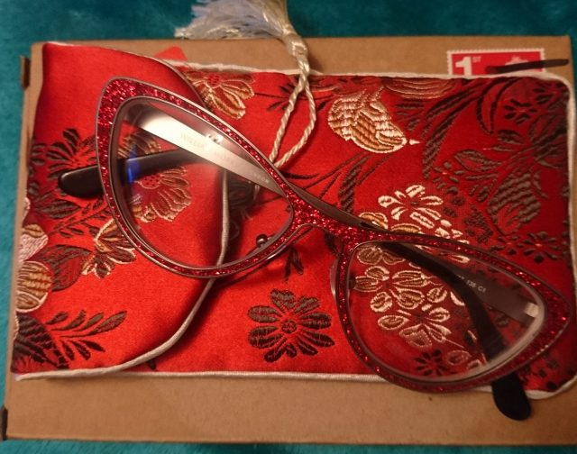 retropeepers, retro specs, retro style glasses, prescription lenses, zsa zsa glasses, glasses porn, spectacles, vintage style eyewear, vintage style glasses, glitter glasses