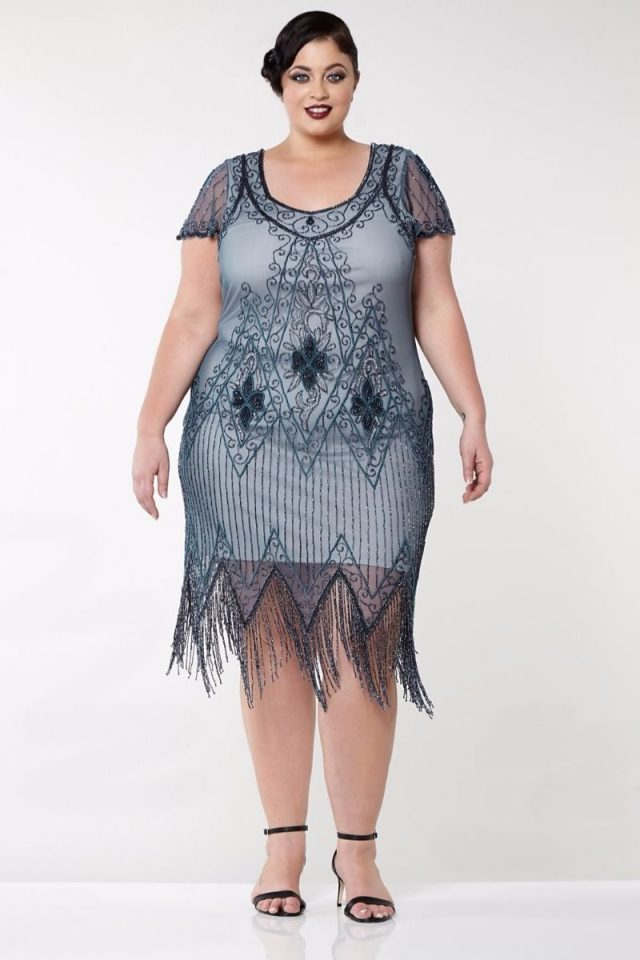 Goodness Gracious Gatsby Secret Plus Size Goddess