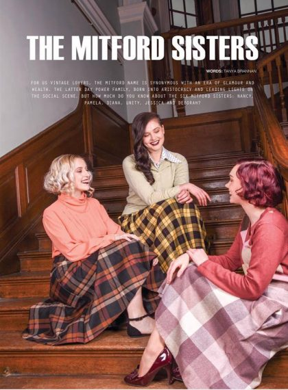 The Marvellous Mitfords