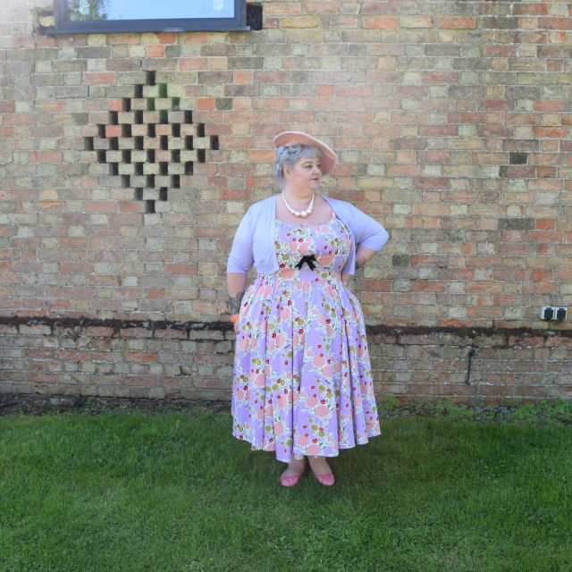 Twinwood, Twinwood Festival, Vintage Festival, Bedfordshire, Miss Twinwood 2018, Pin Up Girl Clothing, Lovely In Lilac, Ella Dress, Vintage Plus Size Clothing, Vintage Style, Vintage Girl, Vintage life, Twinwood Vintage Festival, August Bank Holiday Weekend